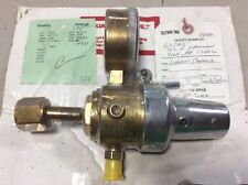 Linde R-76 Oxygen Regulator Fresh Rebuild