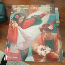 The Life and Art of Rupert Bunny: A Catalogue Raisonne by David Thomas (Hardback, 2017)