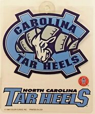 NCAA North Carolina Tar Heels Suction Cup Window Sign, NEW
