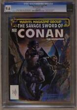Savage Sword of Conan #83 Marvel 1974 Magazine CGC 9.6 Scarce In High Grade