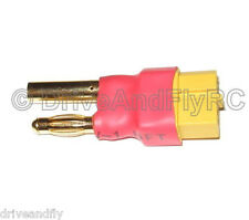 Direct Connect- 4MM Hxt Male to Female XT-60 Adapter XT60 Turnigy No Wires