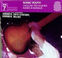 J'Accuse Ted Hughes - Sonic Youth (2008, Vinyl NUEVO)