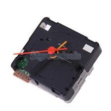 Scanning Quartz Alarm Clock Movement Mechanism DIY Repair Parts Tool + Hands