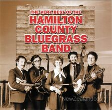 Hamilton County Bluegrass Band best of cd New Zealand 1970s Country Music