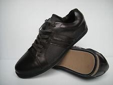 New JOSEPH ABBOUD BAXTER NYLON  brown  Casual men's  shoes sz 8 $150