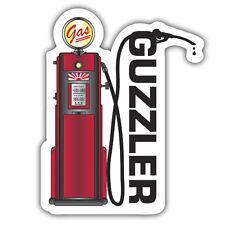 Gas guzzler americana auto o truccate adesivo 95mm altezza x 75mm ampiezza rétro