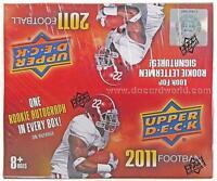2011 Upper Deck Football Base - Pick A Player
