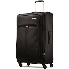 "American Tourister Splash Spin LTE 28"" Black Spinner Luggage"