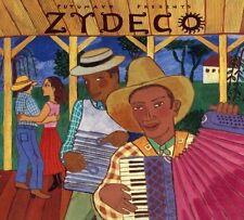 PUTUMAYO PRESENTS - Zydeco - CD 2000 SIGILLATO SEALED