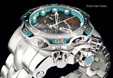 Invicta Reserve 52mm JT Hall of Fame Silver Venom Ltd Quartz Chronograph Watch