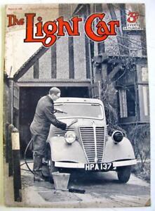 The LIGHT CAR 23 Mar 1940 Original Motoring Car Magazine