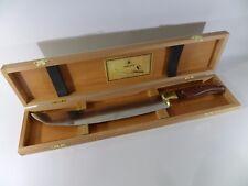 LAGUIOLE  Champagner Säbel / Messer - groß - 42 cm - Neu & ovp - 268086