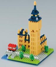 Big Ben 460 piezas 3-d Nanoblock mini bloques de creación Kawada 14268
