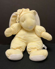 North American Bear Company Yellow Sleepyhead Bunny plush toy 15""