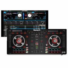 NUMARK MIXTRACK Platine 2-channel pro MIDI USB DJ Controller + SERATO DJ INTRO