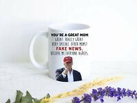 Donald Trump Mom Gift Funny Mother's Day Gift Mom Gag Gift Mom Birthday Gift Mug