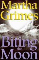 Biting the Moon by Grimes, Martha