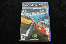 Test Drive Unlimited Geen Manual Playstation 2