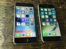 Tested Lot of 2 Apple iPhone 6 64Gb 16Gb At&T Unlocked A1549 Cdma+Gsm Mg4N2Ll/A