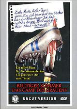 Sleepaway Camp , 100% uncut ,DVD Region2 , Blutiger Sommer , Camp des Grauens
