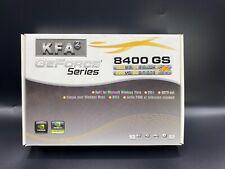 KFA2 GeForce 8400 GS 256MB 64BIT DDR2 PCIE Graphics Card Skin Version
