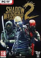 Shadow Warrior 2 Deluxe Edition, PC Digital Steam Key, Same Day Email Delivery