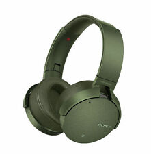 Sony Bass Barrier  MDR-XB950N21 Headband Wireless Headphones - Green