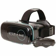 ReTrak EUVRC Utopia 360Degree Virtual Realty Headset with Bluetooth Controller