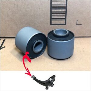 2 FRONT LOWER CONTROL ARM BUSHING FITS SUBARU BAJA / FORESTER / LEGACY / OUTBACK