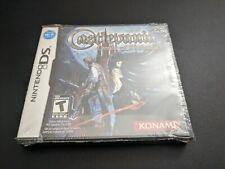 Castlevania: Order of Ecclesia (Nintendo DS, 2009)