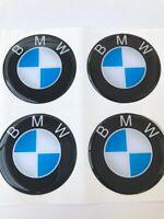 4x 50 mm Autocollant Emblème pour jantes bouchons de roue Logo Decal