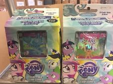 My Little Pony The Crystal Games Set Of Both Theme Decks For Card Game Ccg Tcg
