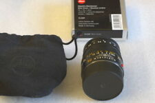 Leitz Leica summicron 2/50 pre-ASPH. última versión, muy bien conservados