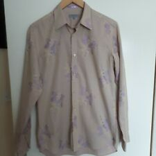 Ted Baker London Shirt Floral Iridescent Effect - Size 2