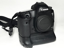 Canon 5D Mark III with Battery Grip