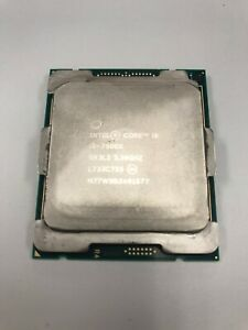 Intel I9-7900X 3.30Ghz 4.30GHz Turbo 10 Core 13.75Mb Cache 128Gb Ddr4 2666Mhz