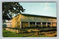 Spokane WA, Hughes Hall, Gonzaga University, Chrome Washington c1967 Postcard