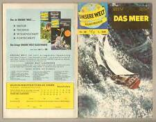 CGB Our World Illustrated 28 * The Sea * EPL/picture magazine publishing * Z 1-2