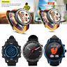 LEMFO Bluetooth Smart Wrist Watch Wristwatch Heart Rate Monitor Pedometer lot LJ
