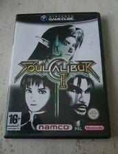 Soul Calibur 2 for Nintendo Gamecube  - with manual free uk post stars link