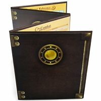 Stratagem Master's Tome Customizable GM Dungeon Master Screen & 8 Inserts