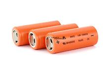 3 x Batterie MNKE IMR 26650 3500 mAh 3.7V 20A/60A Lithium High Drain Akkus