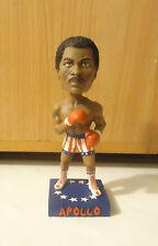 HOT Apollo creed BobbleHead Knocker ROCKY BALBOA IVAN DRAGO FIGURE STATUE toys