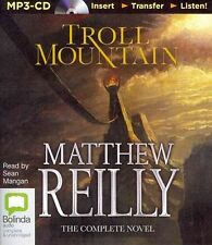 NEW Troll Mountain: The Complete Novel by Matthew Reilly