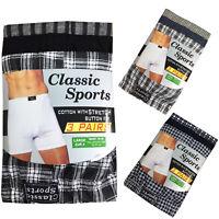 12 Pairs Mens Boxer Shorts Designer Fashion Underwear Cotton Rich Trunks Boxers