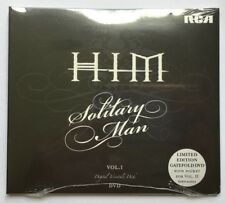 HIM SOLITARY MAN very rare UK DVD Single Brand New Sealed 2004 Bam Margera CKY