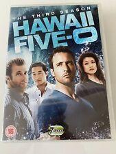 Hawaii Five-O - Season 3 DVD TV Show Fast Dispatch UK Third Series