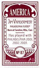 2003-04 Topps C55 Minis American Red #87 Jim Vandermeer