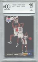 1992-93 Upper Deck Trade Shaquille O'Neal Rookie BCCG 10