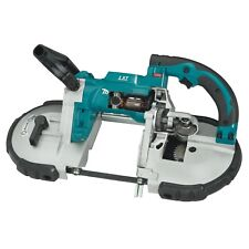 Makita LXT CORDLESS BANDSAW BPB180Z 18V Self Tracking Blade System, Skin Only
